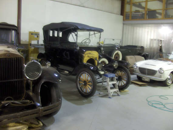1917 Ford